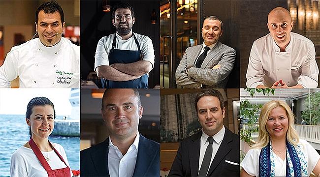 Gastronomi Profesyonelleri ve Meraklıları Akaret\'lerde Buluşuyor