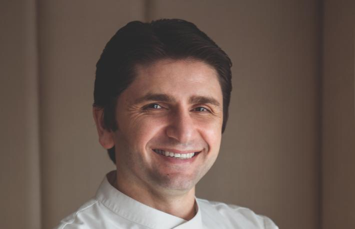 Conrad İstanbul Bosphorus'a yeni Executive Chef
