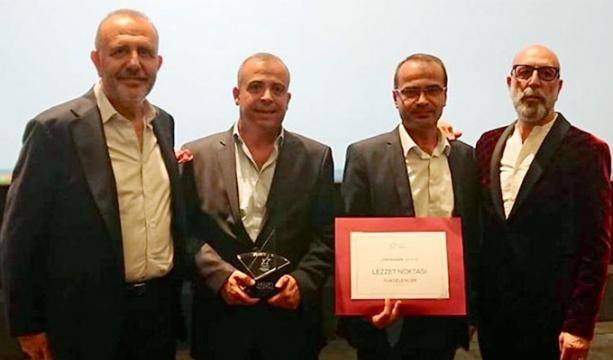 Lokmahane'ye Büyük Gastronomi Ödülü