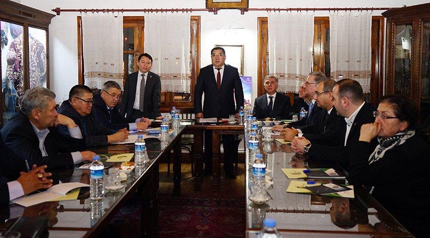 Kırgızistan'dan Türkiye'ye et ithal edilecek