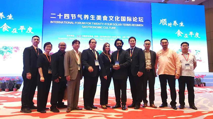 Çin\'de Uluslararası Gastronomi Forumu düzenlendi