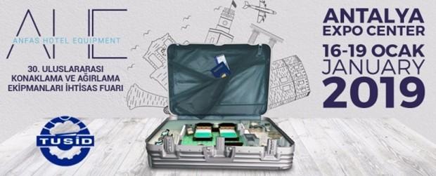 TUSİD ile Hotel Equipment\'ta dev iş birliği!