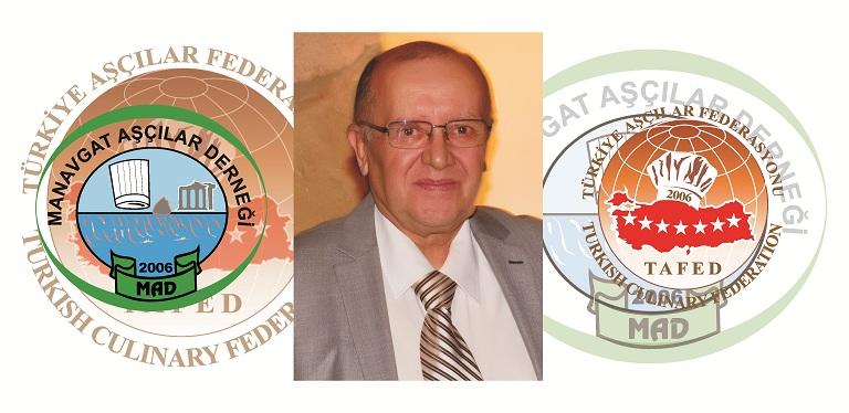 MAD Başkanı İsmail Karataş yeni yıl dolayısıyla kutlama mesajı.