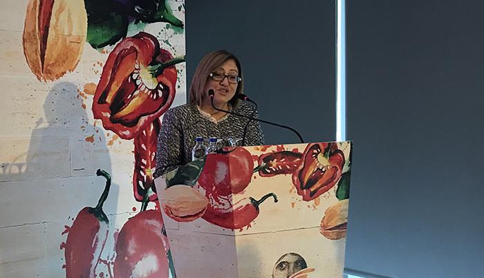 Gaziantep festivale hazırlanıyor, Fatma Şahin İstanbul\'da basınla buluştu