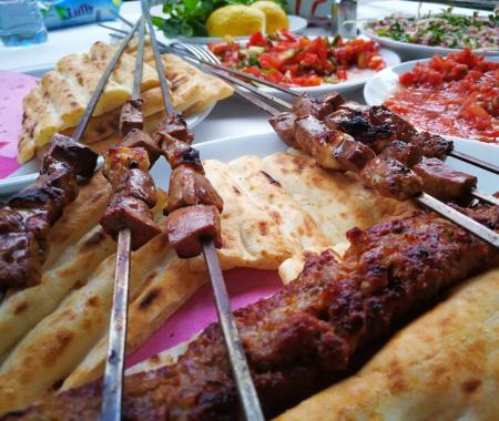 Türkiye'nin en büyük lezzet festivali Adana'da