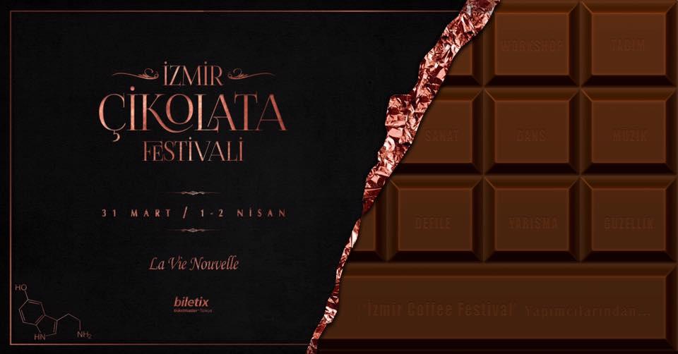 İzmir Çikolata Festivali Yarın Başlıyor!...