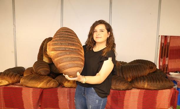 8 kiloluk Karadeniz ekmeği 3 ay raf ömrüne sahip!