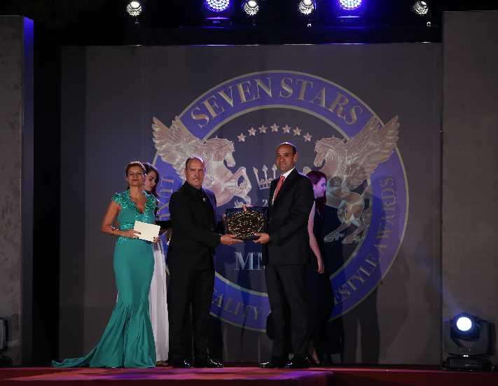 Lazzoni Hotel\'e Yunanistan\'dan ödül