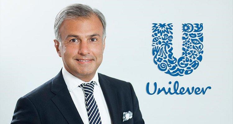 Unilever Türkiye'de üst düzey atama!
