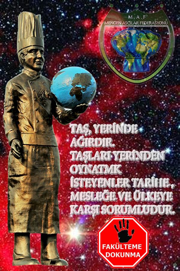 ABANT İZZET BAYSAL ÜNİVERSİTESİ REKTÖRLÜĞÜNE AÇIK MEKTUBUMUZDUR.
