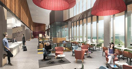 Doğuş Grubu\'ndan 158 odalı yeni otel