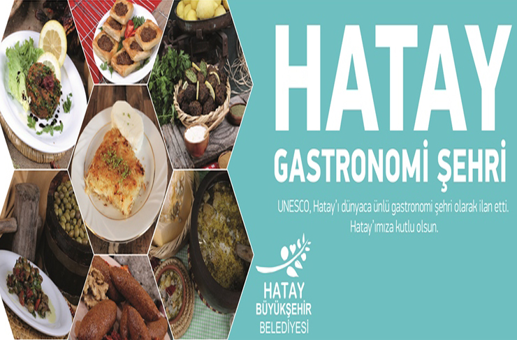 Gastronomi Şehrinin Lezzetleri Emıtt\'e Tanıtılacak
