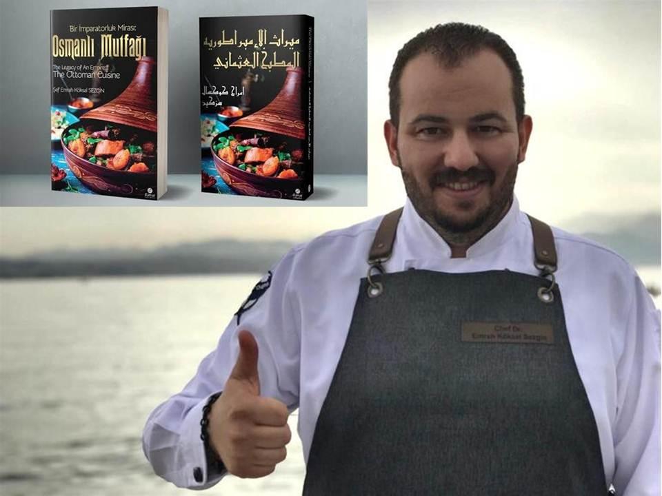 Bir İmparatorluk Mirası: Osmanlı Mutfağı' okuyucuyla buluştu