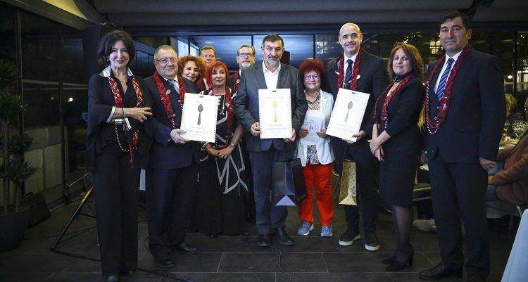 Altın Kaşık Gastronomi Ödülleri sahiplerini buldu!