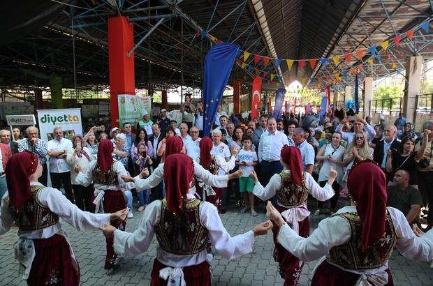 Edirne\'de Gastronomi Festivali