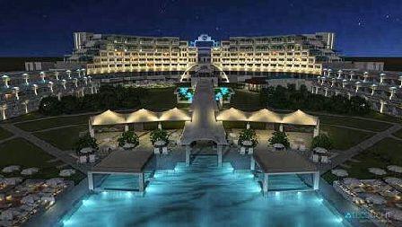 Antalya\'da 5. otele gerek yok\' dedi, Kıbrıs\'a 150 milyon dolara otel açtı