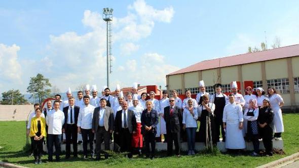 Mengen\'de Ulusal Aşçılık Kampı\'nın protokolü imzalandı