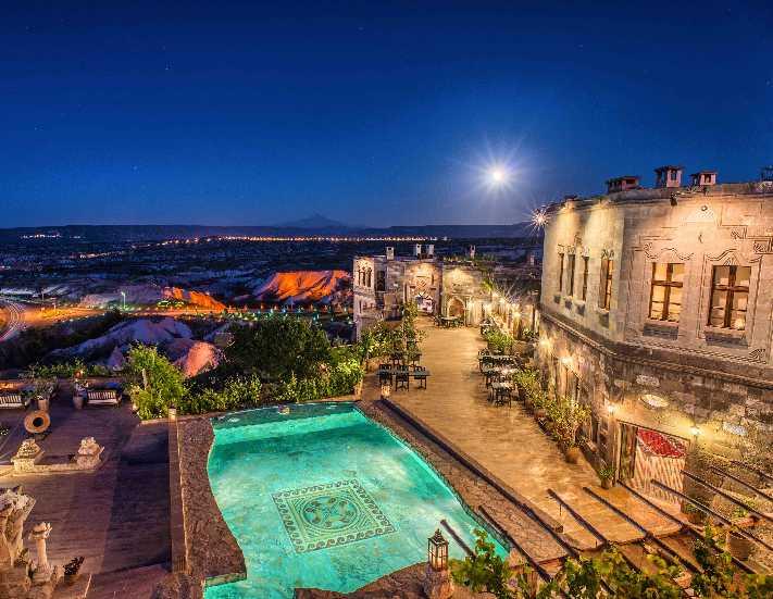 Museum Hotel\'e \'Türkiye\'nin En İyi Lüks Gurme Oteli\' ödülü