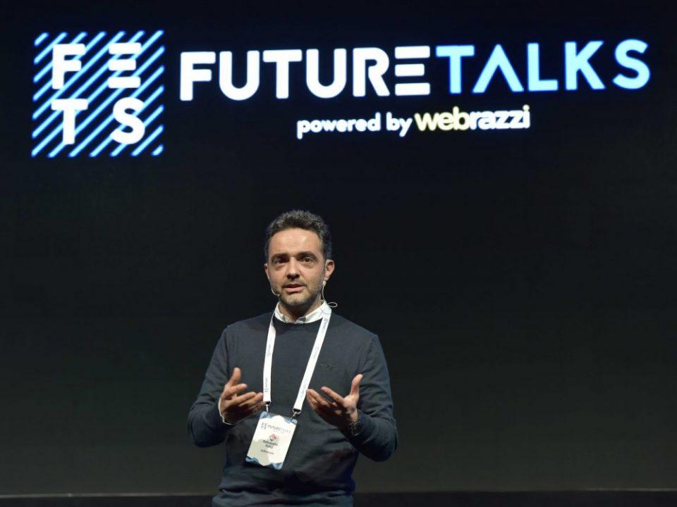 Arda Türkmen, Future Talks 2018'de gastronominin geleceğini anlattı