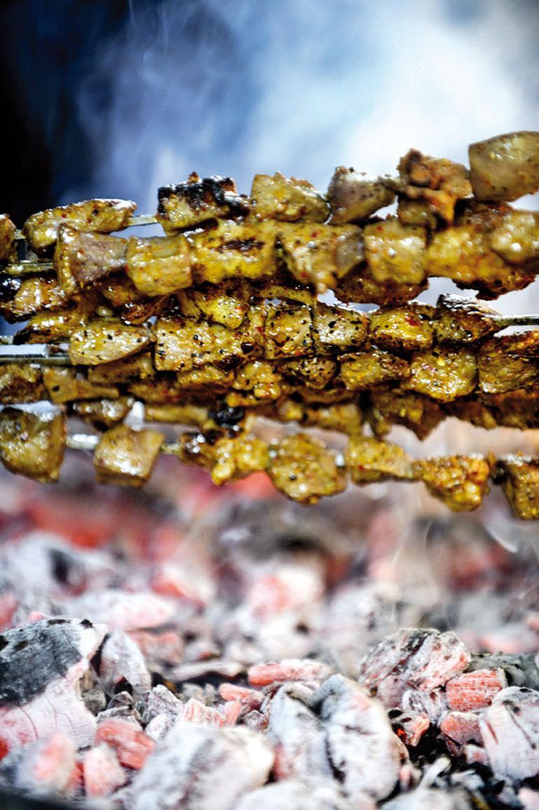 Kebabistan'a hoş geldiniz