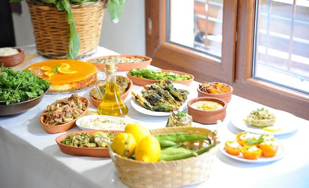 Sakin Şehir'in yemekleri İstanbul'da