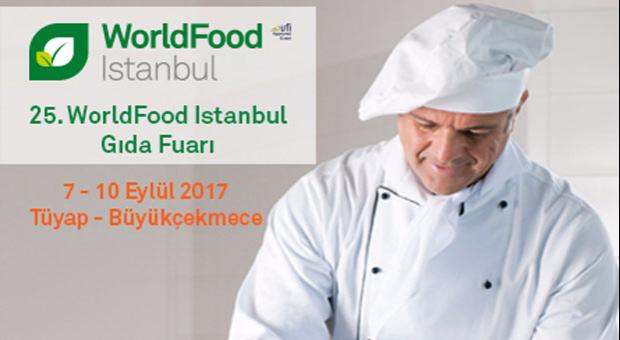 Aşçılar Derneği'nden 25. Worldfood İstanbul Fuarı'na özel şovlar