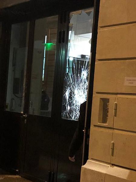 Ritz Carlton Hotel\'de 21 milyon liralık inanılmaz soygun