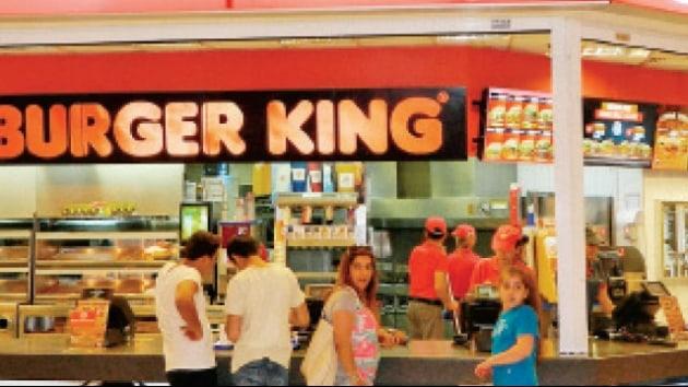 Fast food'un yıldızı Türkiye
