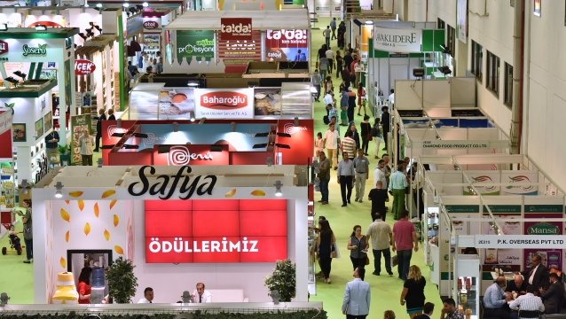 WorldFood İstanbul Fuarı kapılarını açmaya hazırlanıyor