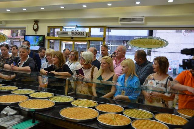 7 ülkeden 30 koordinatör gastronomi kentinde