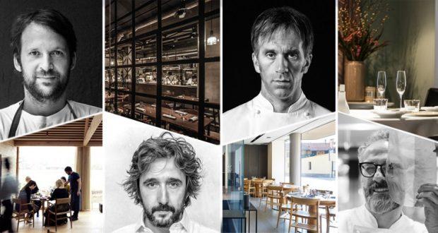 Dünyaca ünlü restoranlar koronavirüs tedbiri için ışıklarını bir bir söndürüyor