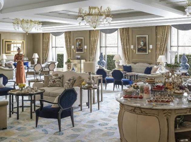 Dünyanın en pahalı otellerinden biri İstanbul\'da