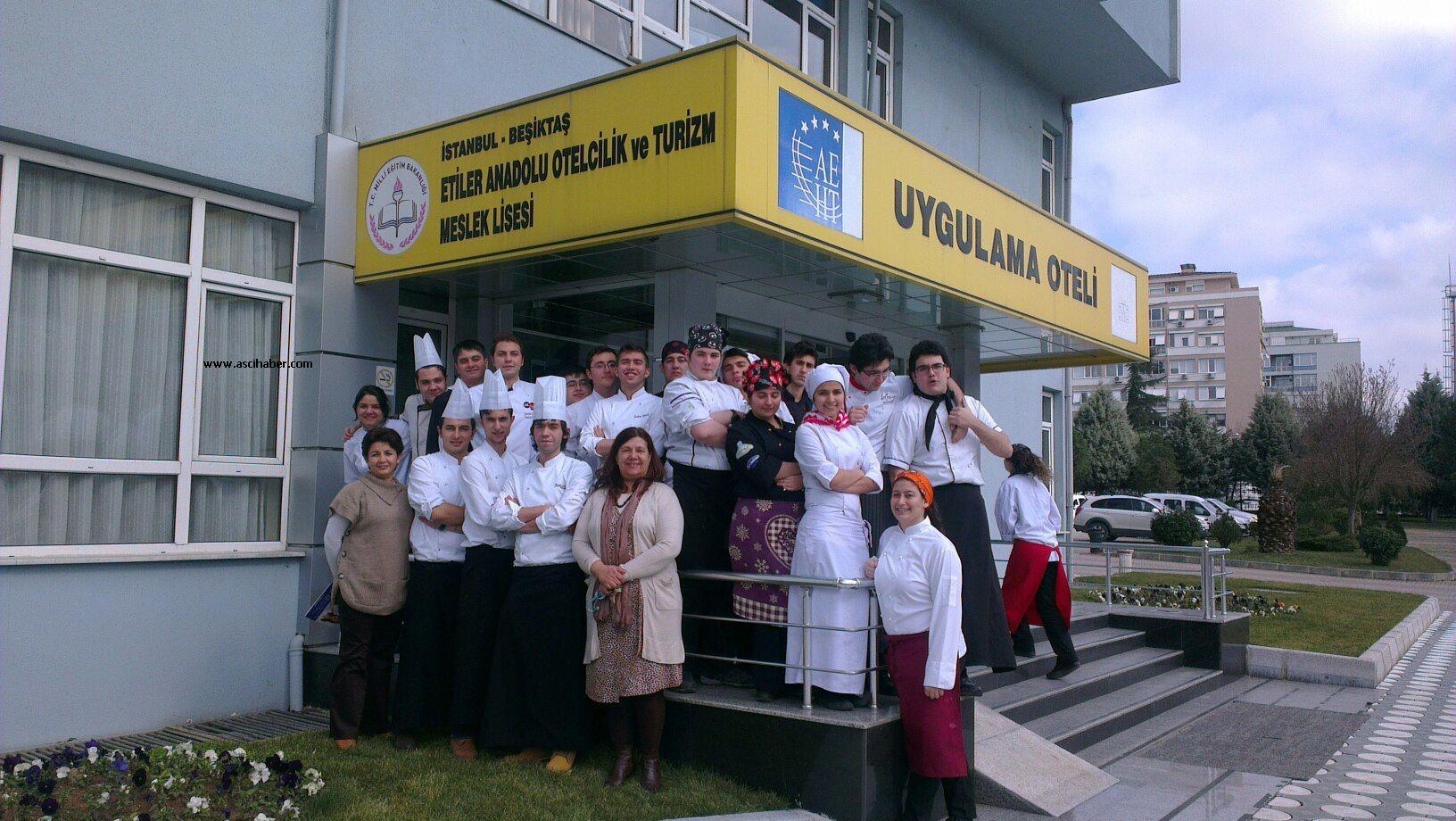 Türkiyenin Ünlü Şefleri Geleceğin Şefleriyle Buluşuyor