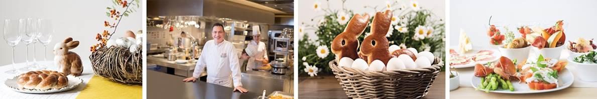 Mövenpick Hotel Istanbul'da geleneksel Paskalya Brunch\\\'ı…