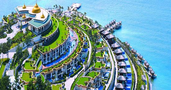 Bodrum\\\'daki ünlü otel 80 milyon dolara satıldı, işte tesisin yeni sahibi