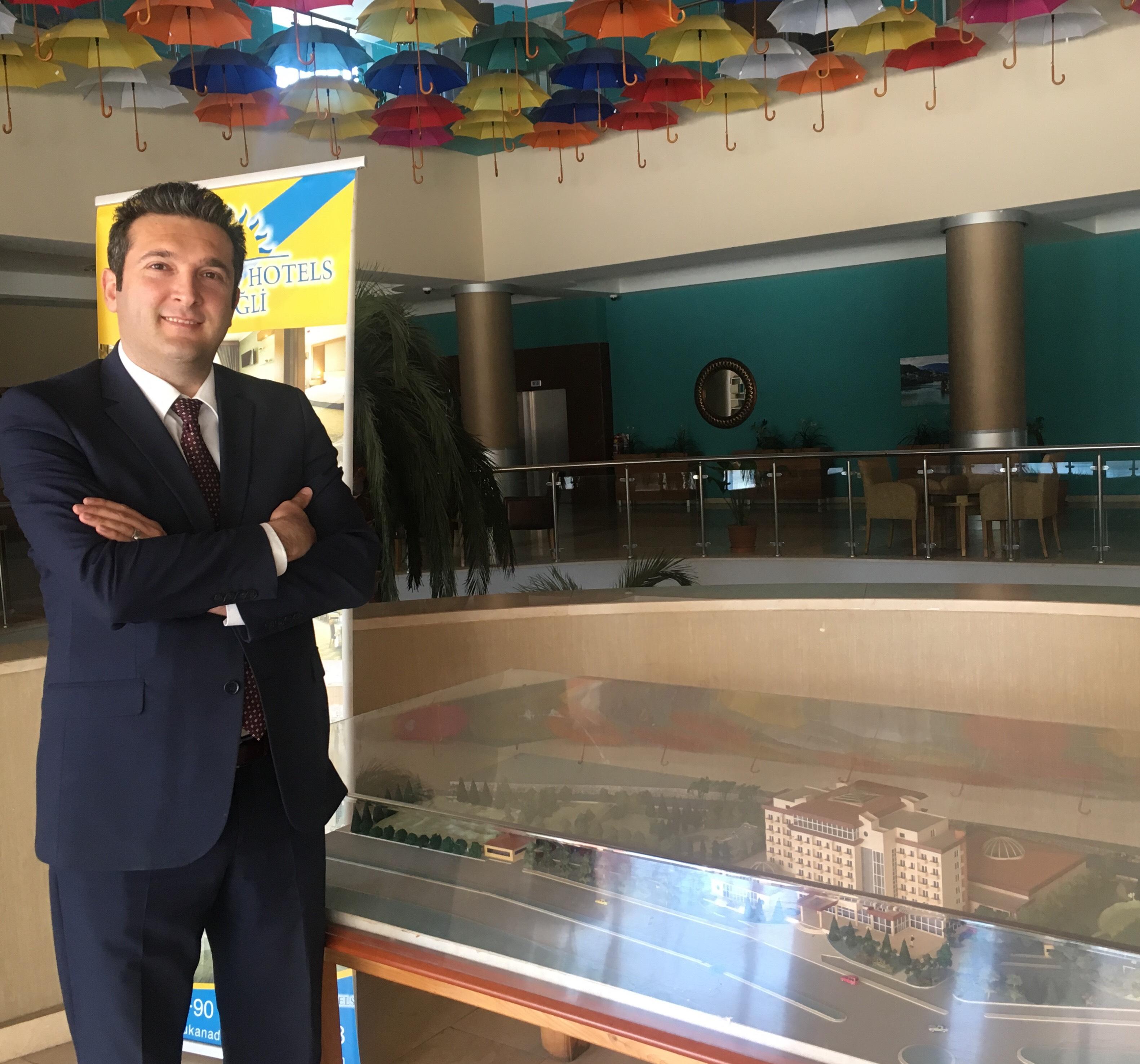 Mustafa KOÇAK  Büyük Anadolu Ereğli Hotel de..