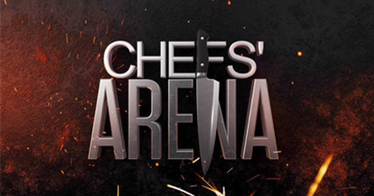 Chef s Arena Kanal D  de Başlıyor!...