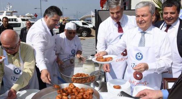 İzmir lokması ve şambalisinin tescil süreci tamamlandı.
