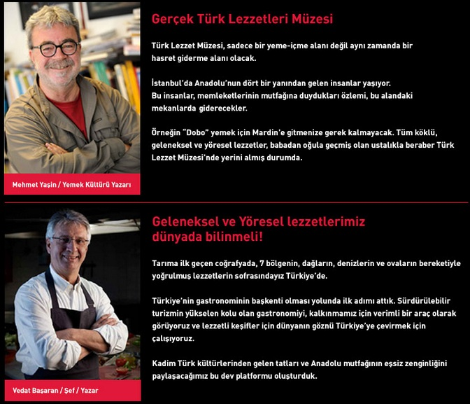 Türk Lezzet Müzesi gastronomi dünyasına büyük bir yenilik getiriyor