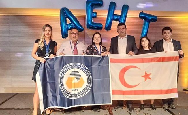 DAÜ Turizm Fakültesi Gastronomi Yarışmalarında İkincilik Ve Üçüncülük Aldı