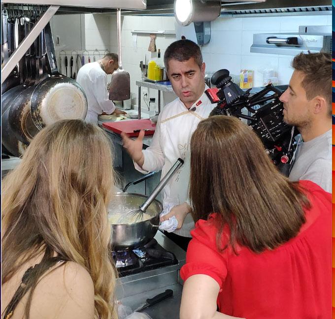 Matbah Restaurant Saray Mutfağı'nı Almanya'da tanıtıyor