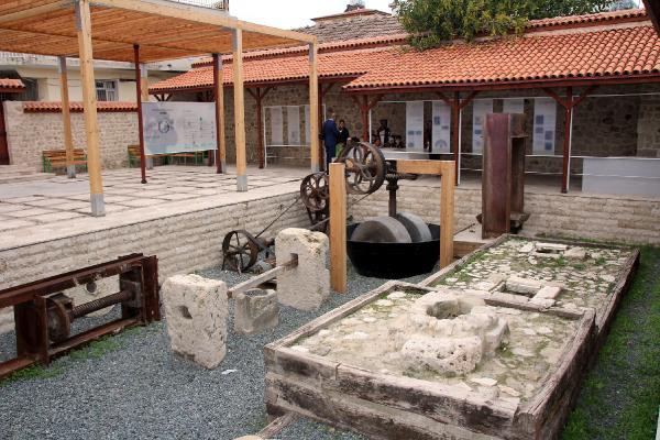 Hatay'da açılan Zeytin Müzesi yoğun ilgi görüyor!