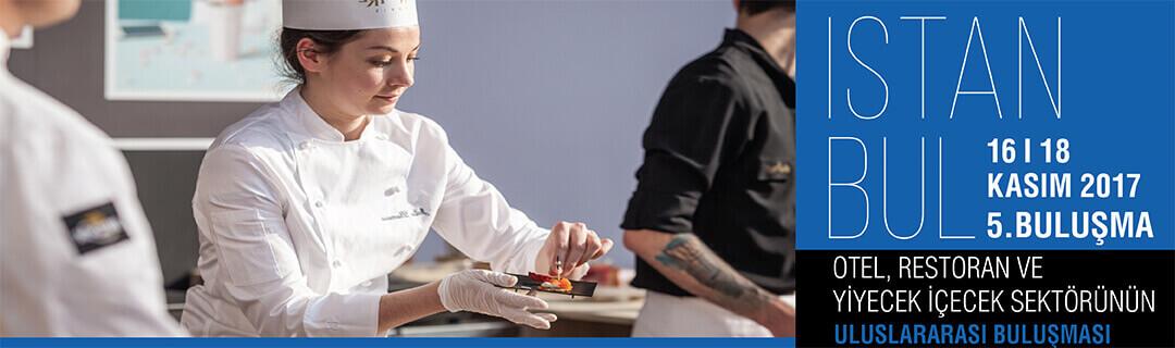 Gastronomi sektörünün en büyük buluşması başlıyor