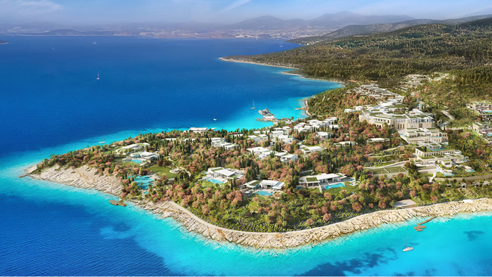 Four Seasons Resorts and Private Residence Bodrum 2020 de Hizmete Girecek