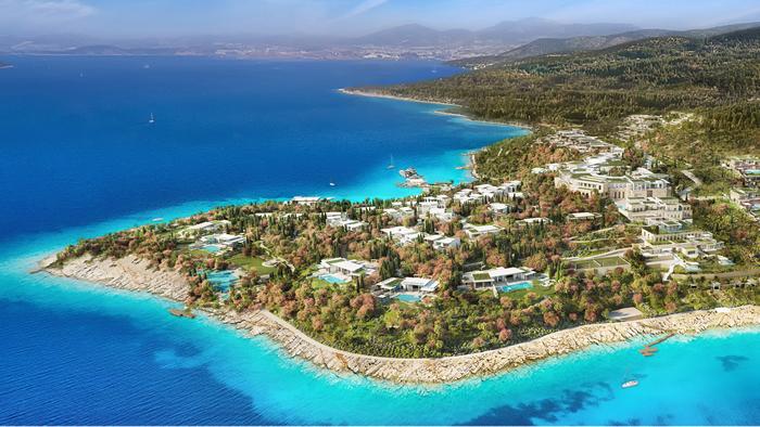 Four Seasons Resorts and Private Residence Bodrum 2020 de Hizmete Girecek