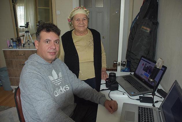 YouTube\'da meşhur olan sanal aşçı Saniye Anne'ye hacker saldırısı