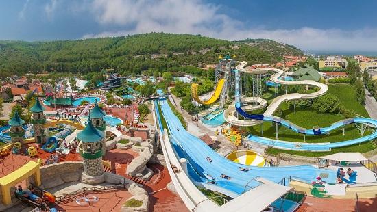 Aqua Fantasy Hotel\'den zehirlenme iddiasına ilişkin açıklama