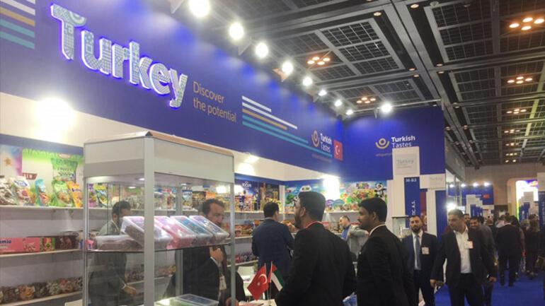 Dev gıda fuarı Gulfood 2020\'de Türk lezzetlerine büyük ilgi