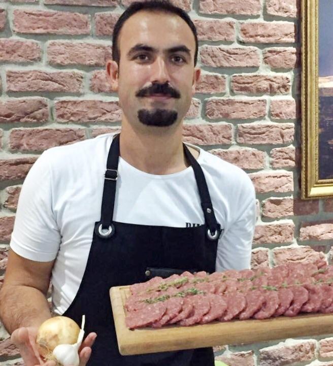 Chef Yılmaz Almaz-BİR KÖFTE HİKAYESİ