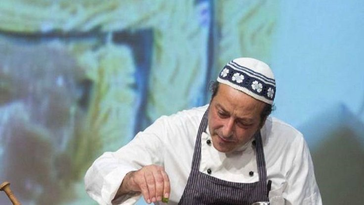 Evinde esrar bulunan Sicilyalı şef: Yeni tatlar arayışındaydım